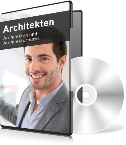 Architekten Adressen Datensatz